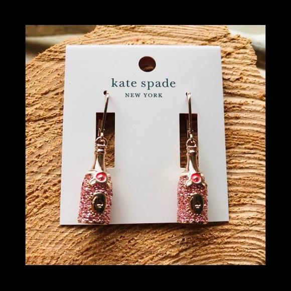 kate spade Jewelry - ✅FINAL PRICE DROP Kate Spade Champagne Earrings